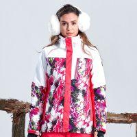 New Fashion Windproof Waterproof Camouflage Jackets Zipper Up Women C