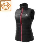 Best Mens Womens Battery Heated Vest Padded Vest Warm Down Vest