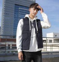 New upgrade Intelligent USB Heating Sleeveless Vest Men or women Winter Full Zipper Jacket Wind Resistant Coats