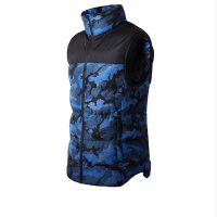 New upgrade Intelligent Heating Sleeveless Vest Men or women Winter Full Zipper Vest