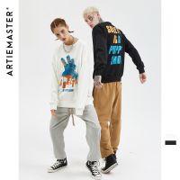 LAPPSTER Men Streetwear Harajuku Turtleneck Hoodies 2019 Autumn Korean Fashion Mens Fake Two Pieces Sweatshirts Hip Hop Hoodie