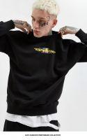 WAMNI Fashion Zipper Hoodies 3D Meat Print Zipper Sweatshirt Casual Cosplay Beef Jacket 2019 New Arrival Dropshipping Clothes