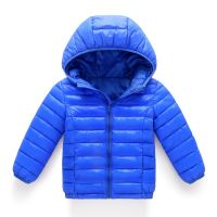 Warm Children Padding Jacket Winter Boys 100% Polyester Down Jacket