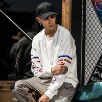 Fashion Harajuku Hoodie Sweatshirt Mens Casual Black Hip Hop Japan Print Hoodie Streetwear Clothing Top Coat Male Winter Hoodies