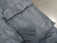 Cheap Stock Padded Jacket Mens 100% Polyester Padded Bomber Jacket