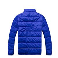 Chinese Custom Apparel Winter Ultralight Mens Padded Jacket Down Jacket With Logo