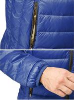 Men's Lightweight Stand Collar Packable Down Jacket