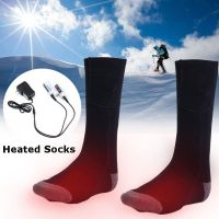 New Winter Warm Socks Heated Socks Sport Socks For Unisex Foot Warmer