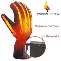 Antiskid Men Women Winter Thermal Outdoor Sports Motorcycle Waterproof Windproof Touch Screen Gloves