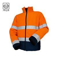 Professional Hi-Vis Reflective Tactical Safety Work Life Jacket