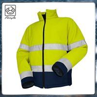 Waterproof Work Jacket Hi-Vis Reflective Jacket Work Wear For Men