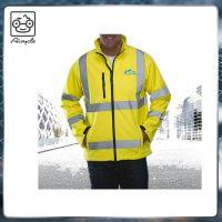 Customized Reflective Windbreaker Safety Waterproof Jacket