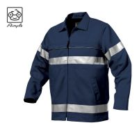 OEM Small Moq High Quality Reflective Softshell Safety Jacket