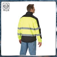 Man Safety Workwear Outer Security Life Jacket Work Uniform For Man