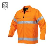 Waterproof High Visibility Reflective Outdoor Work Safety Jacket