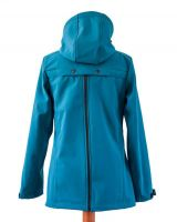 Maternity Baby Carrying Softshell Jacket With Fleece Lining