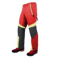 China Cheap Wholesale Workers Chainsaw Work Pants Protective Pants Cut Proof Clothes