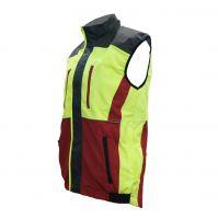 Custom 100% Polyester Wholesale China Traffic Reflective Safety Vest Wholesale Hi Vis Safety Vest Chainsaw Vest