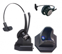 Newly Wireless Bluetooth Headset for Call Center