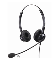 Telephone Headset for Office and Call Center