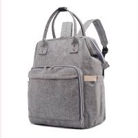 2019 New diaper bag design with shoulder straps or portable mommy bag baby bag for best price