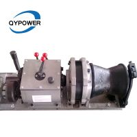High Speed Petrol Winch,5 Ton Winch,Tower erection winch