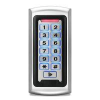 GK603E-W Metal Standalone Door Access Control Device, Card + PIN