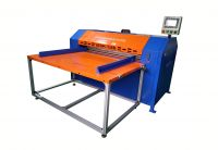 EPE / XPE foam length and breadth cutting machine