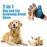 Pet Cleaning Products Grooming Brush Deshedding Brush Glove Manufacturer