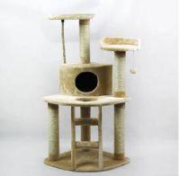 Wholesale Cat Toys Cat Activity Centre / Castle Cat Tree House