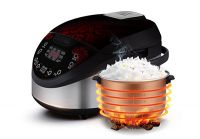 Large capacity household rice cooker