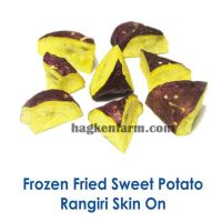 Frozen Fried Sweet Potato