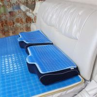Semi-finished gel cooling pillow pad wholesale