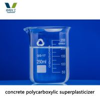polycarboxylate superplasticizer is used well