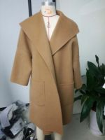 Women's Jacket, Coat, Handmade woolen coat