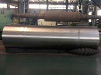 Hydro generator shaft  Thrust runner plate  Hydraulic thrust block