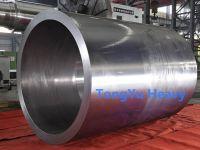 Hydrogenation reactor barrels Pressure vessel heads, Forgings parts for pressure vessel ,Tube Plate