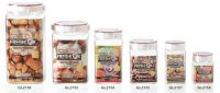 Snack Package Food Storage Household Fresh World Food Saver Airtight Canister