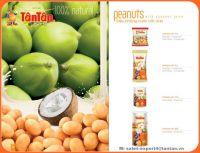 Peanut with Coconut Juice