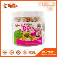 Lotus Seed With Coconut - Crispy Healthy Snacks