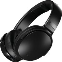 Skullcandy - Venue Wireless Noise Canceling Over-the-Ear Headphones - Black
