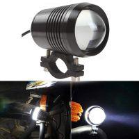 U2 12v led motorcycle light mini fog lamp for motorcycle Waterproof headlight for motorcycle