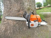 "MS381chain saw with 18"" bar , 72cc , good quality gasoline chainsaw"