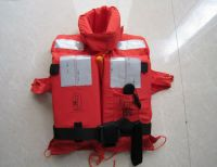 Red blue orange Solas approved marine life jackets life vest for adult child kid