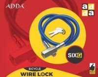 ADDA SIX-G CABLE LOCK