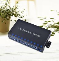 10 Port USB 3.0 HUB for Data Syncs 5GB Fast Speed with 12V 5A Power Adapter