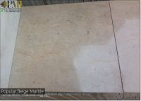 Popular Beige marble pakistani natural marble tiles
