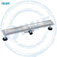 invisible Tile insert linear shower drain HW103