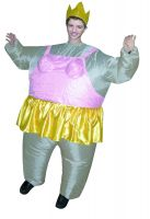 Adult Inflatable Fat Body suit for Funny Party