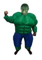 Adult Inflatable Hulk Costume